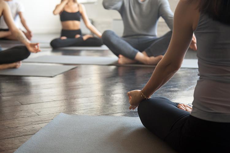 Kurzeinführung Yoga