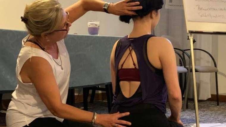 Die Kunst der Yogatherapie